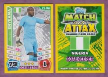 Nigeria Vincent Enyeama Lille 182